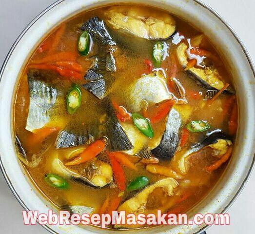 Sup Ikan Patin Kuah Bening, resep sup ikan patin kuah bening,