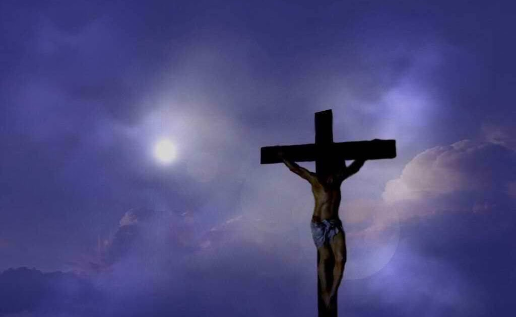 Jesus Desktop Wallpaper 1024x768
