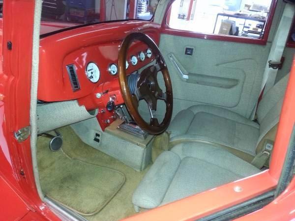 Interior - Eddie Van Halen's car for sale on Craigslist