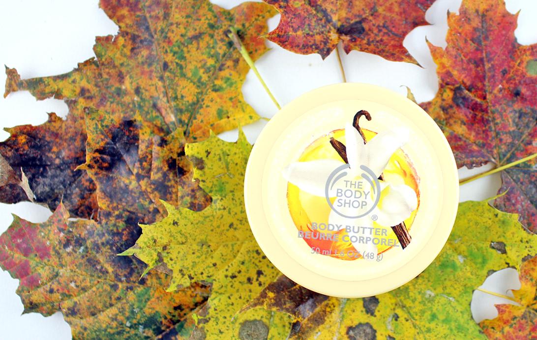 Glossybox Herbstzauber Edition - The Body Shop – Vanilla Brûlée Mini Body Butter