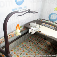 Portable Playard Does CH1740 Bravada L (Large)