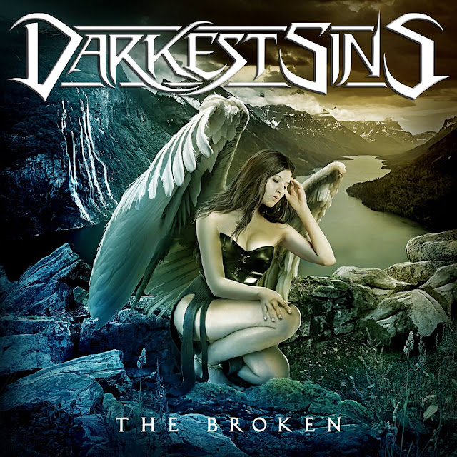 PRIDE & JOY MUSIC signs Norwegian Melodic Metal band DARKEST SINS!