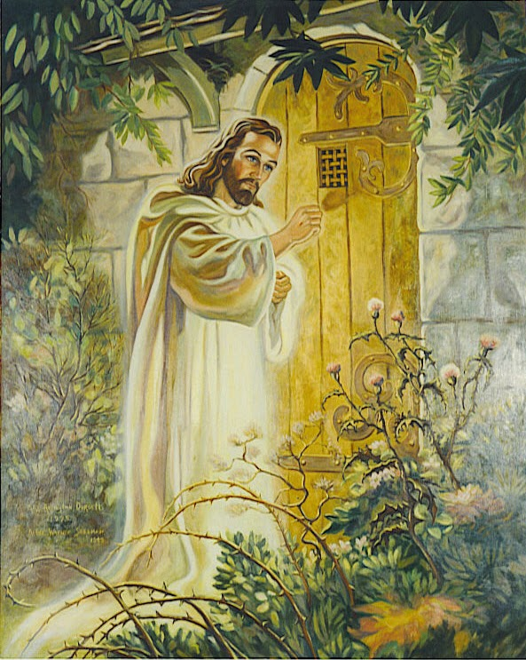 Standing At The Door The Problem Revelation 3 20 Creates