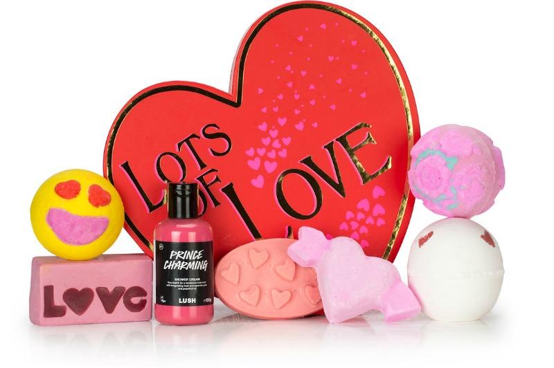 Geschenk, Lots of love