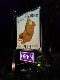 Drouthy Bear Pub, Camden, Maine
