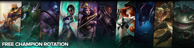 Levels have a fixed champion pool, Yi, Brand, Riven, Varus and some others, can't remember. After level 6 they have the regular free week rotation. permalink.