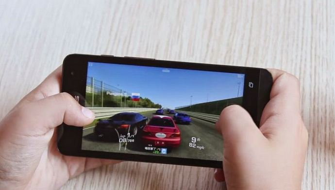Smartphone untuk Bermain Game