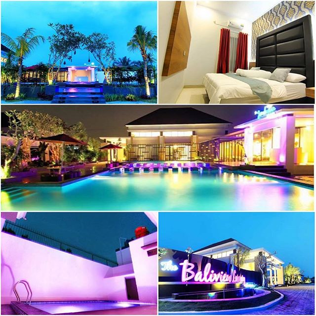 The Baliview Luxury Villas Resto Karir Riau