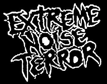 Extreme Noise Terror logo crust punk grindcore
