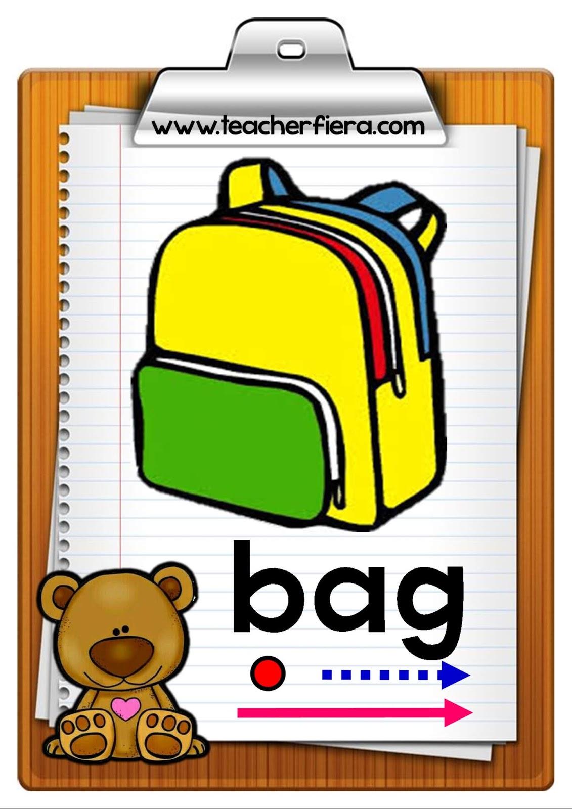 Teacherfiera Ag Word Family Flashcards