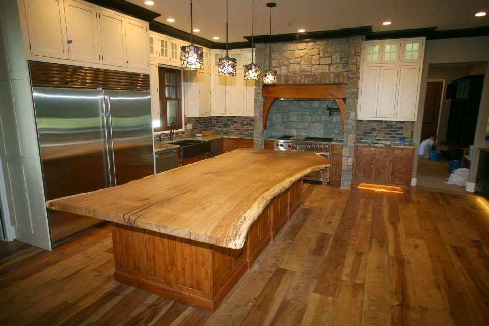 Everhart Lumber News Blog Wide Wood Slabs