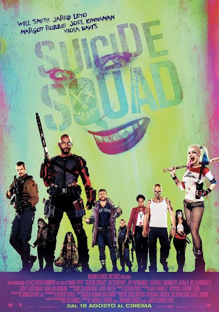 Suicide Squad recensione