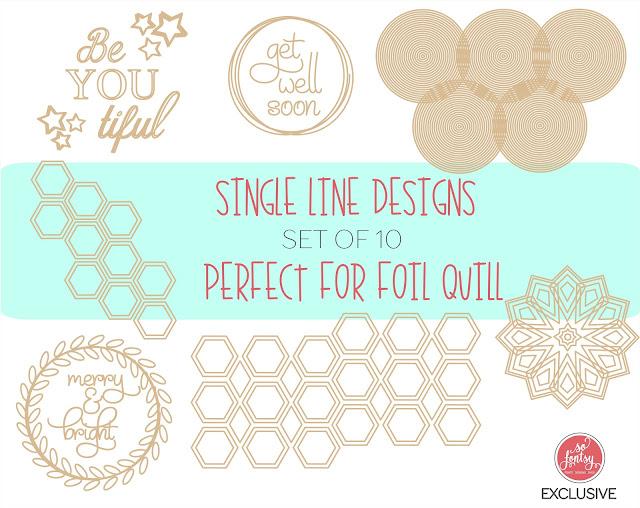 foil quil, foil quill silhouette, foil quill designs, Pen sketches, sketch pen