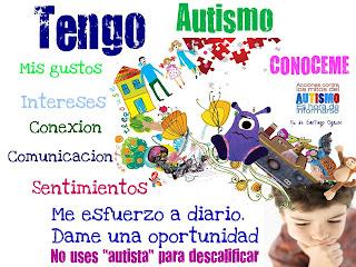 Resultado de imagen de dia del autismo frases