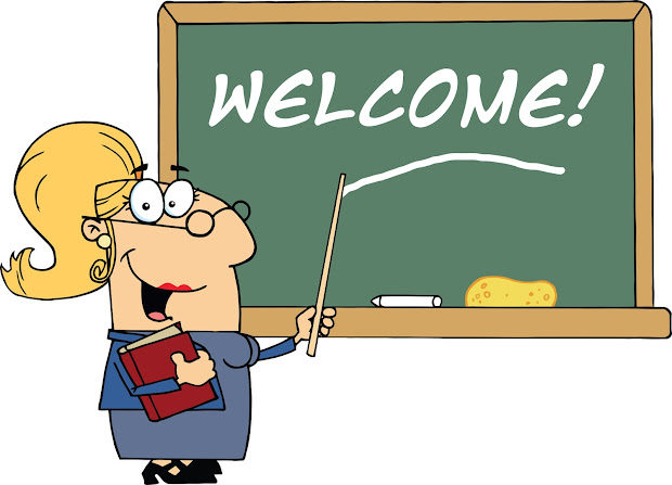 Teacher Welcome Clip Art