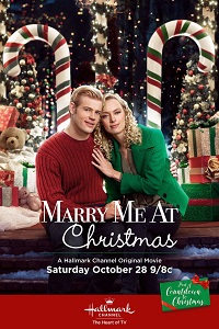 Poster Marry Me at Christmas