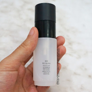hera make up fixer all day fitting makeup spray review nellanelwan
