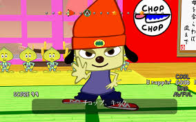 Free Download Game PaRappa the Rapper PS1 - Game Tegal