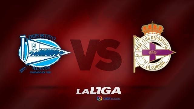 Alaves vs Deportivo La Coruna Highlights & Full Match 17 February 2018