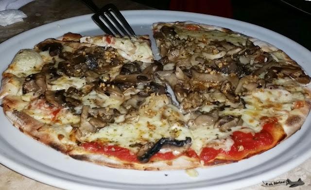 Pizza quatro funghi