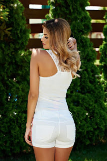 Top Fofy Simply Magical White