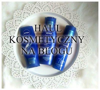 New In :) Nowości w mojej kosmetyczce :) HAUL KOSMETYCZNY! :) DM, L'BIOTICA ORAZ NIVEA :)