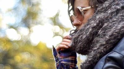 Como hacer un Cuello con Aguja Gorda de Crochet