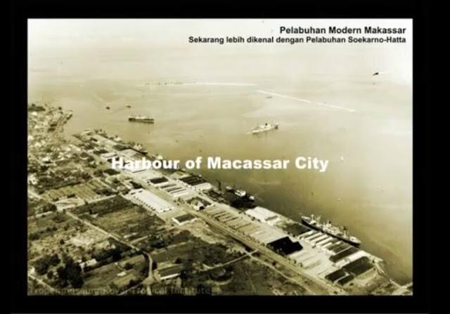 Harbour Of Macassar City