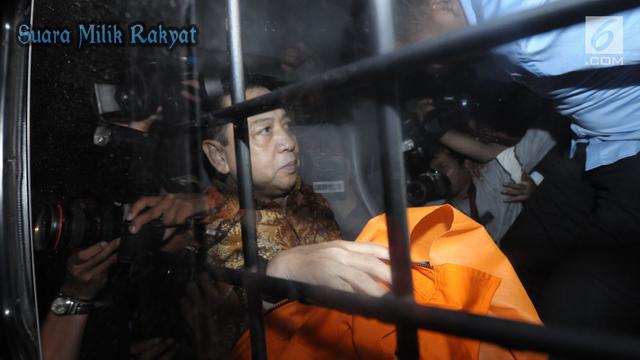 KPK Apresiasi Hakim Vonis 15 Tahun Penjara Setya Novanto