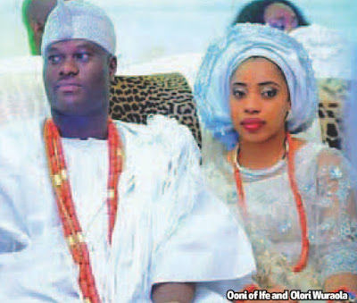 """""""My marriage to Ooni of Ife was destined to be"""" – Olori Wuraola speaks"""