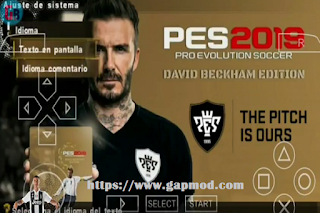 PES 2019 Legendary Edition ISO PPSSPP Android