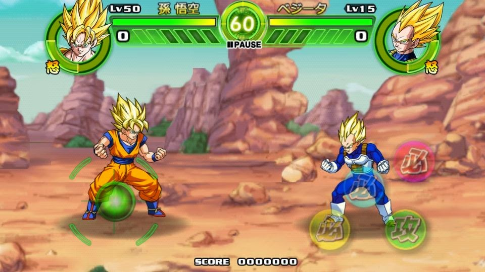 Game Android Dragon Ball Tap Battle Free For Android