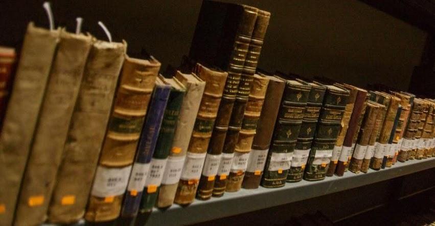 Agencia Andina visitará hoy la Biblioteca Central de la Universidad San Marcos