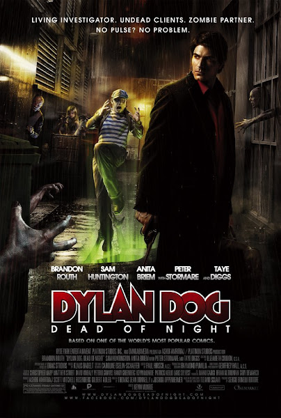 Poster Of Dylan Dog Dead Of Night 2011 720p Hindi BRRip Dual Audio Full Movie