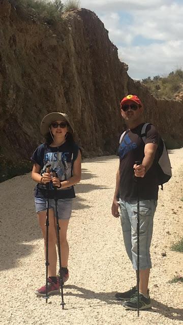 Via Verde, maigmó, Agost, Alicante,