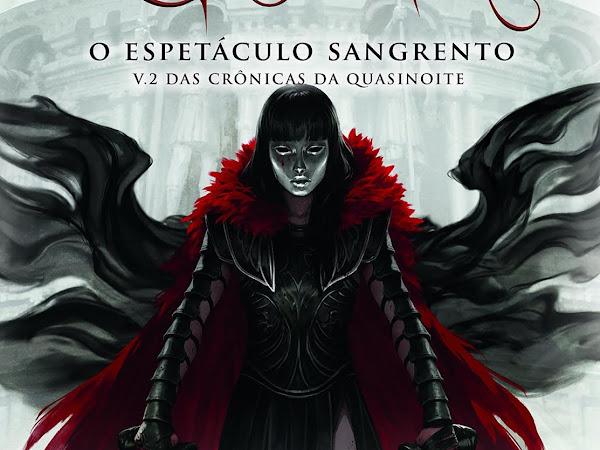 Resenha: Godsgrave: O Espetáculo Sangrento -  Crônicas da Quasinoite #2 - Jay Kristoff