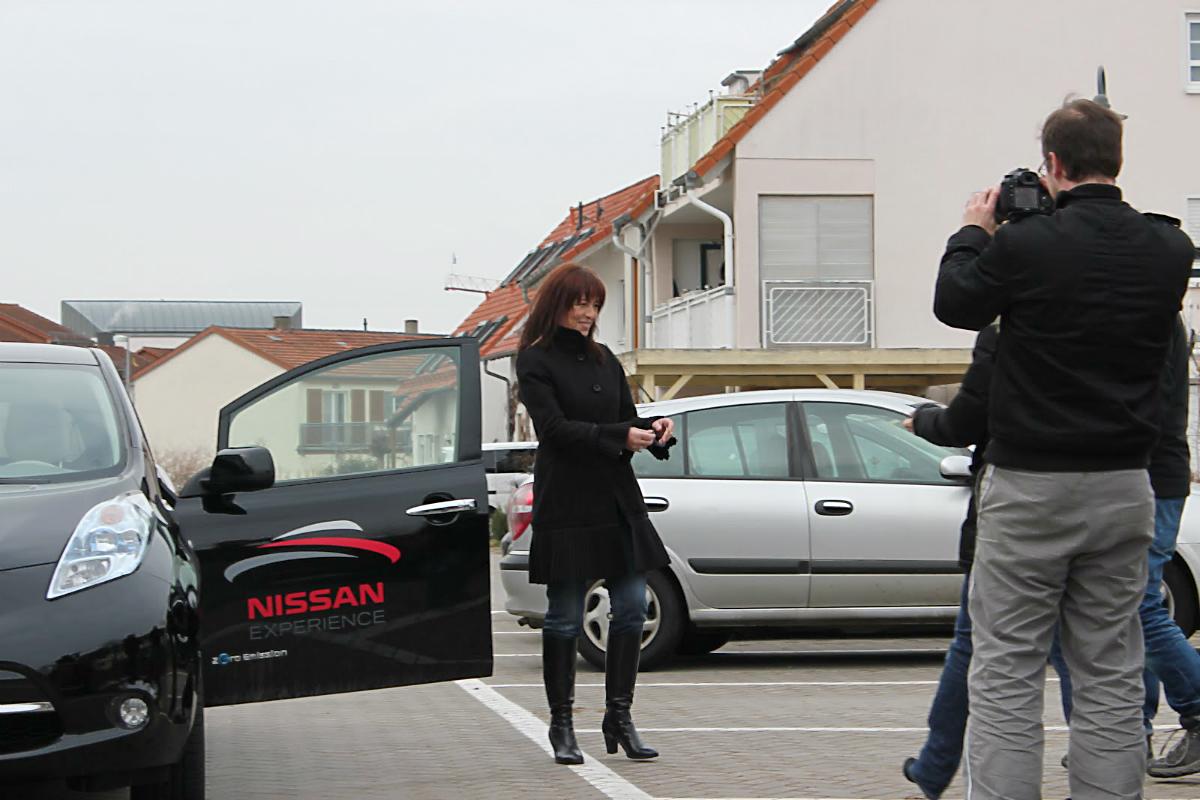 Arthurs Tochter als Testimonial für Nissan | Arthurs Tochter kocht. Der Blog für Food, Wine, Travel & Love!