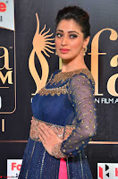 Raai Laxmi in Beautiful Backless Designer Anarkali Gown at IIFA Utsavam Awards 2017  Day 2  Exclusive 11.JPG