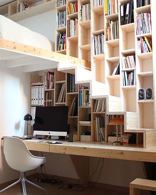escalier et mezzanine solutions gain de place petits espaces