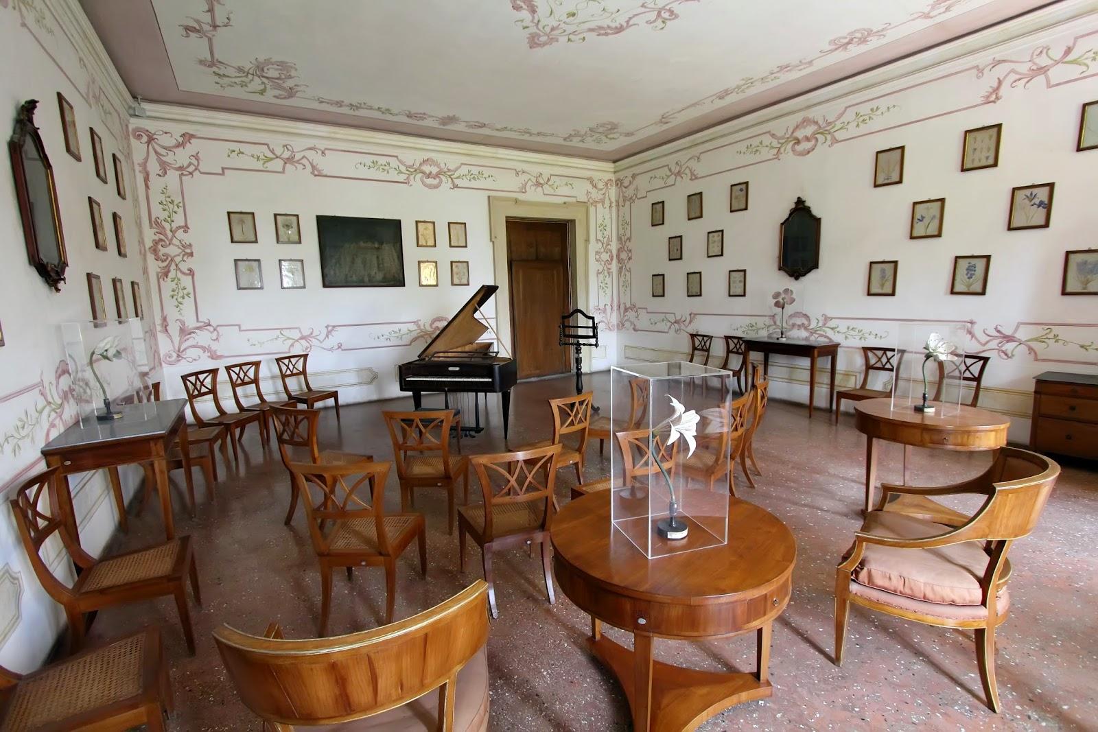 I promessi viaggi Alla scoperta di Villa Pisani a Stra