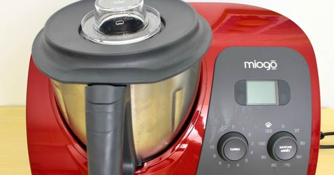 le robot cuiseur maestro de miogo test produit il tait une fois la p tisserie. Black Bedroom Furniture Sets. Home Design Ideas