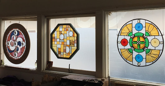 New Stained Glass