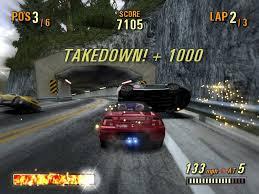 Gratis Download Games PS2 Burnout 3 Takedown For PC