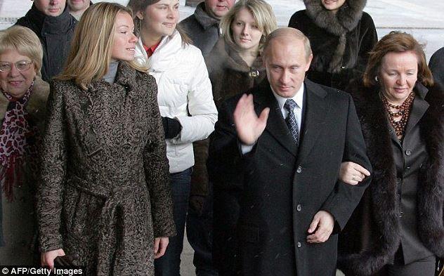 Vladimir Putin sheds rare light on his notoriously private ...