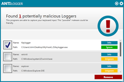 Free Download Abelssoft Anti Logger