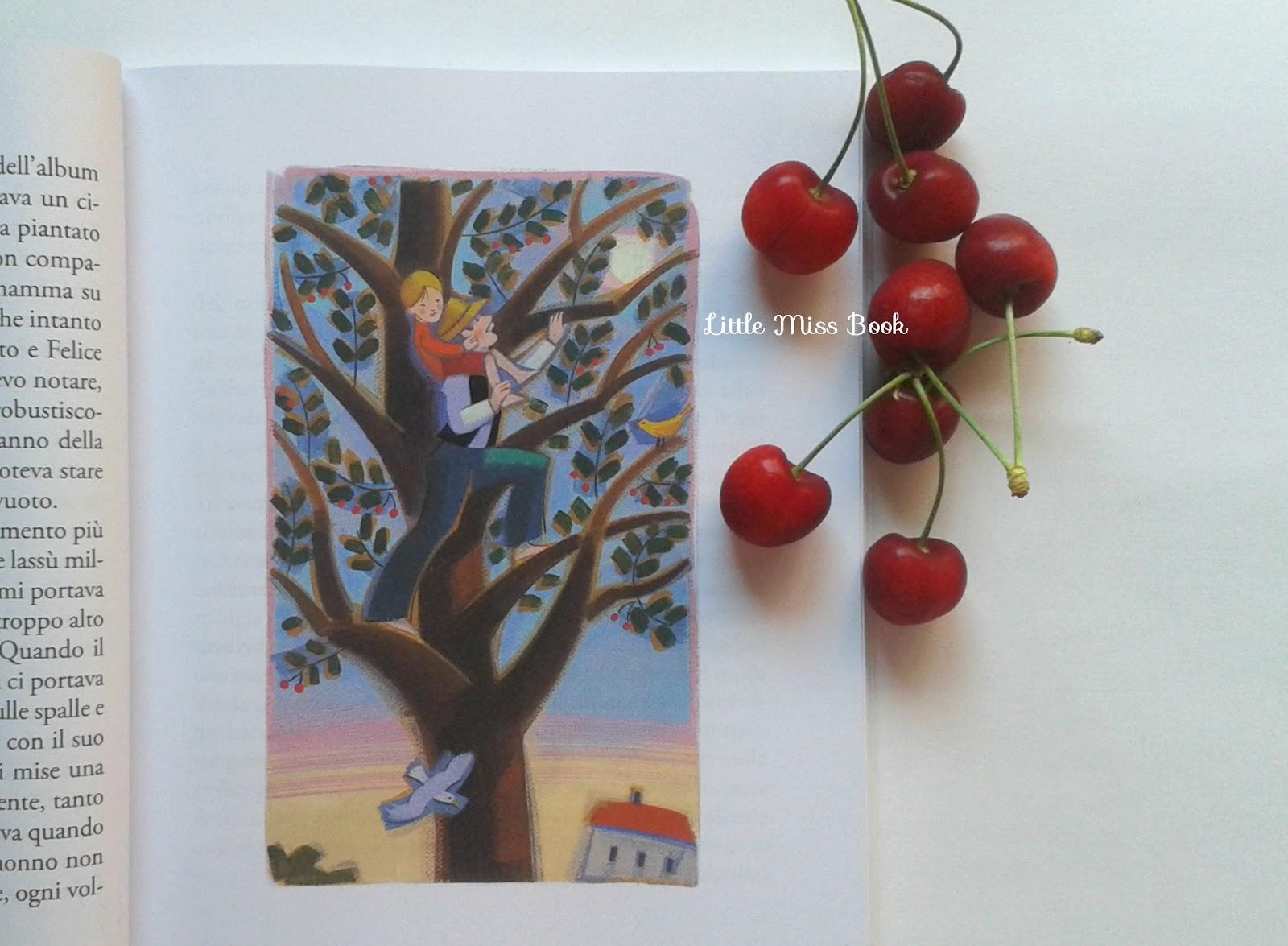mio nonno era un ciliegio  - Mio nonno era un ciliegio di Angela Nanetti