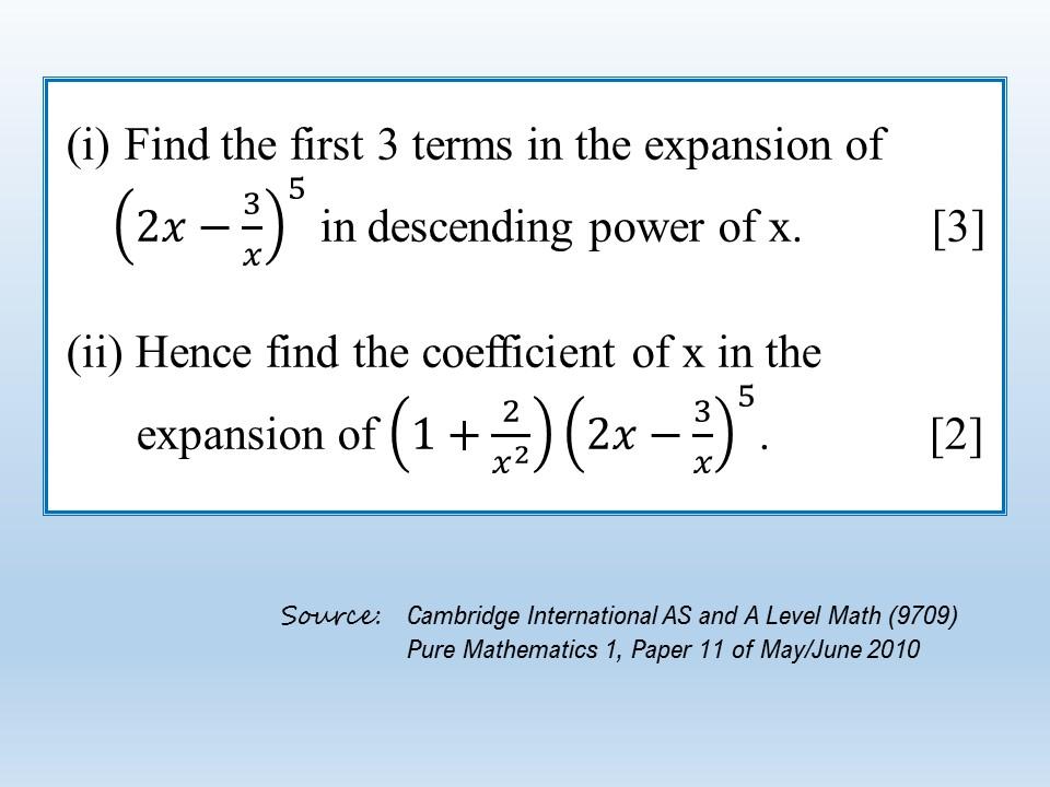CIE Math Solutions