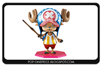 Tony Tony Chopper Kyupin Metallic Ver. - P.O.P Sailing Again