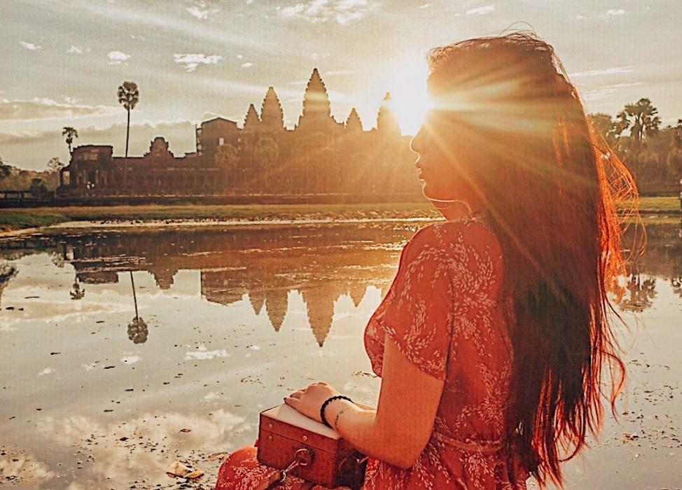 CAMBODIA TRIP DAY 2 柬埔寨之旅