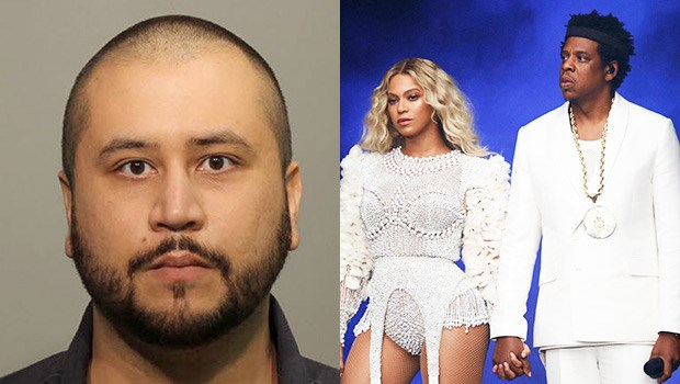 George Zimmerman allegedly threatened Beyonce & Jay-Z over Trayvon Martin docuseries